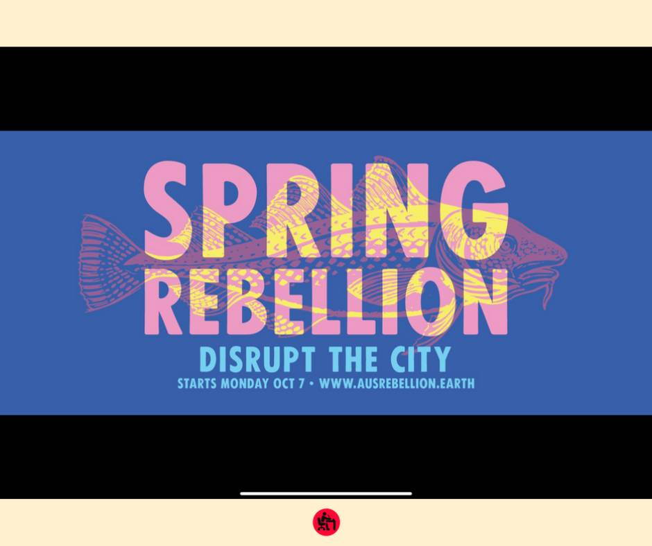 Spring Rebellion