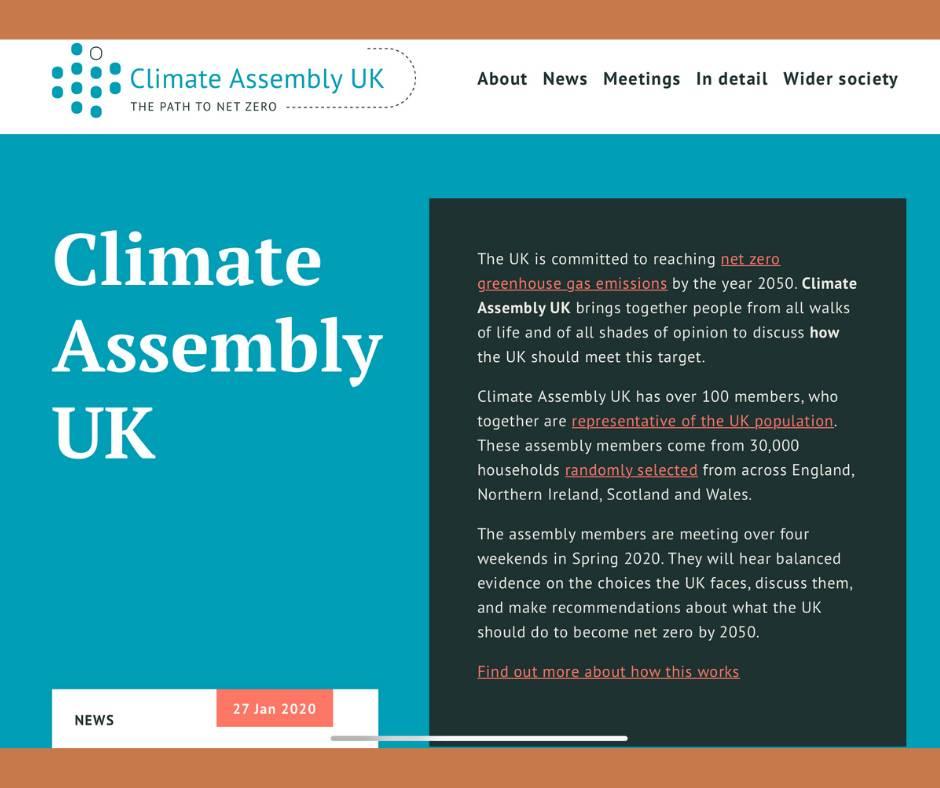 Climate Assembly UK