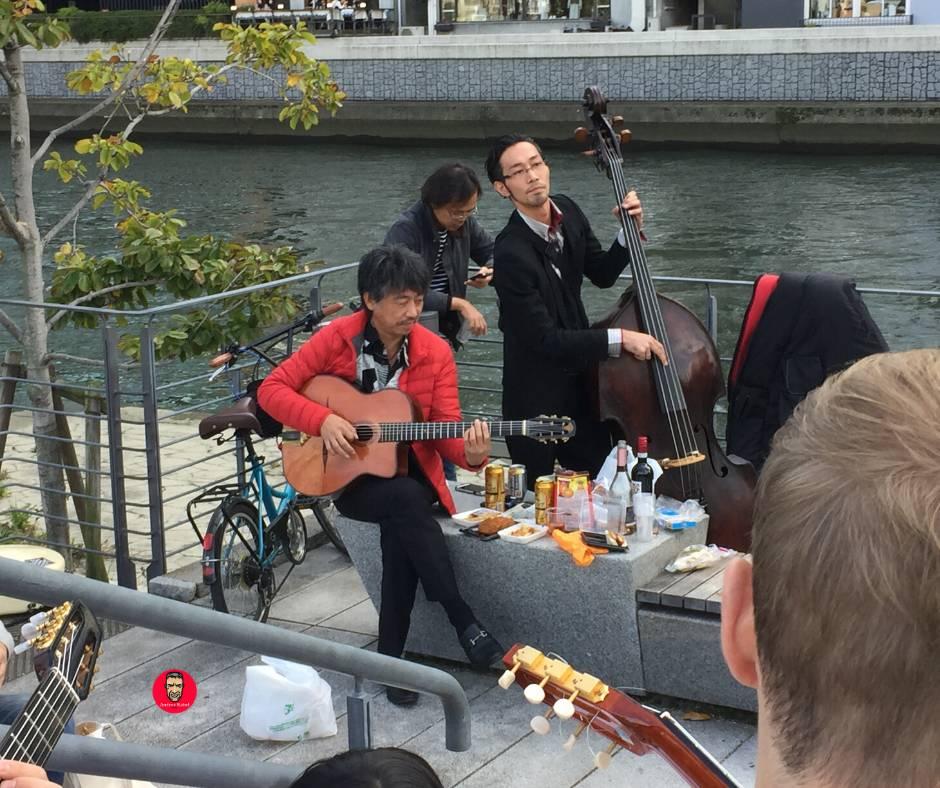 Osaka musicians