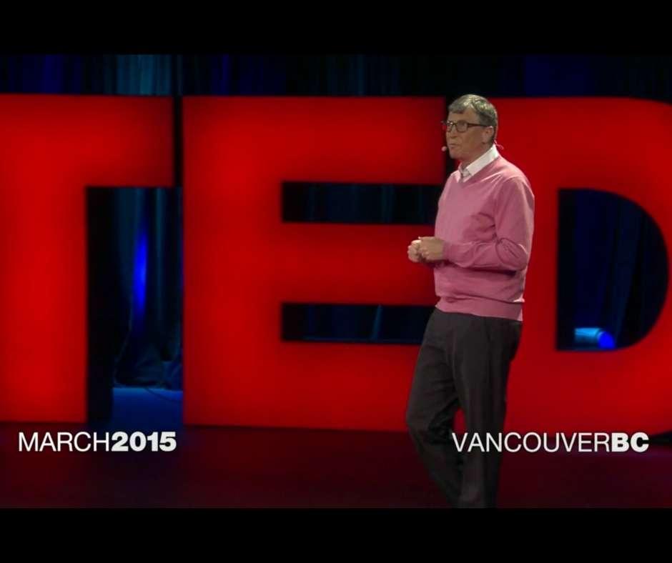Bill Gates TED Talk