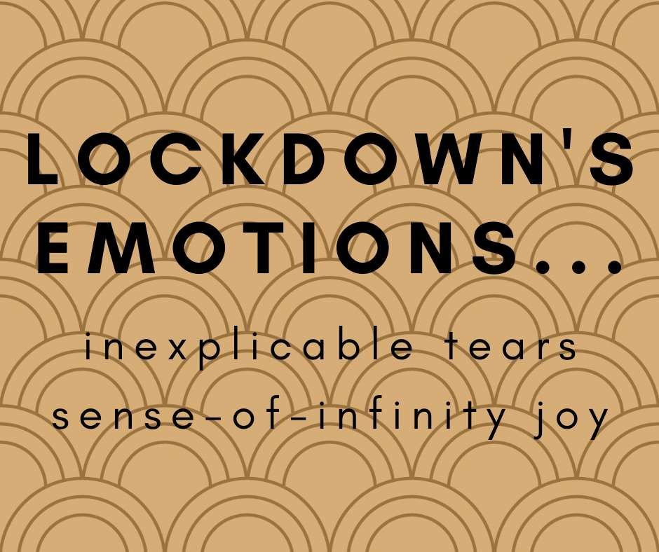 Lockdown's emotions